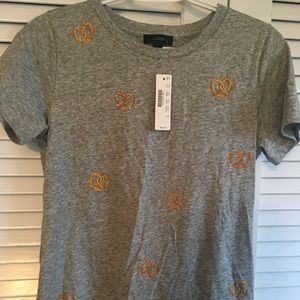 J Crew Collector's tee, size small